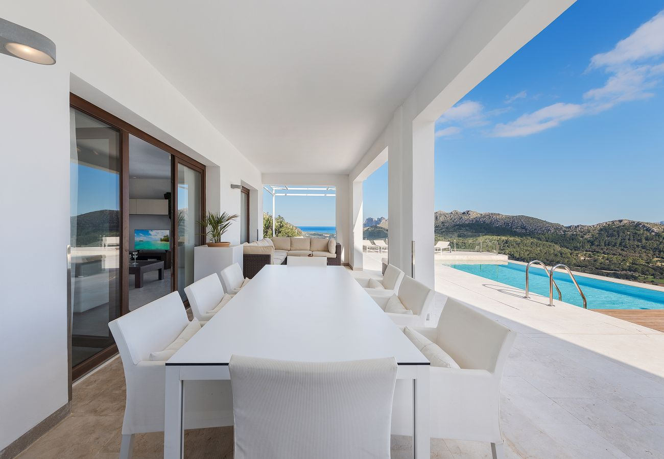 Villa in Pollensa - Vista Bahia