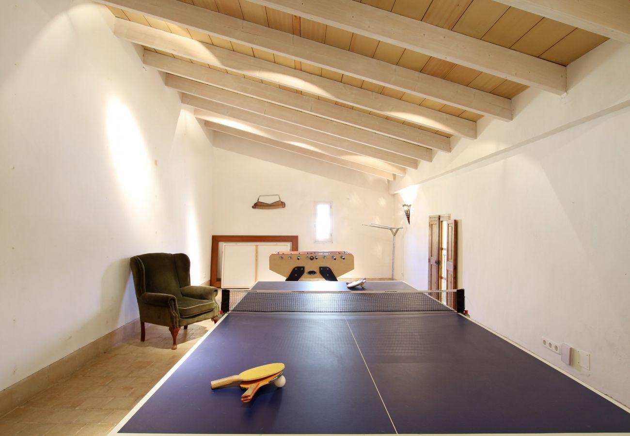 Ferienhaus in Pollensa - Can Huerta