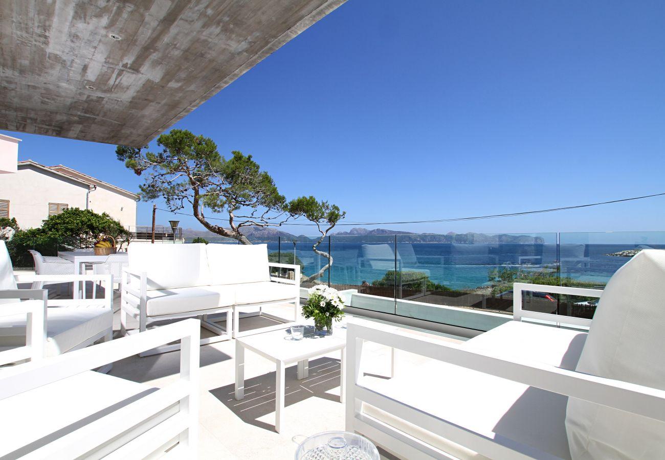 Villa in Alcudia - Modern Mal Pas