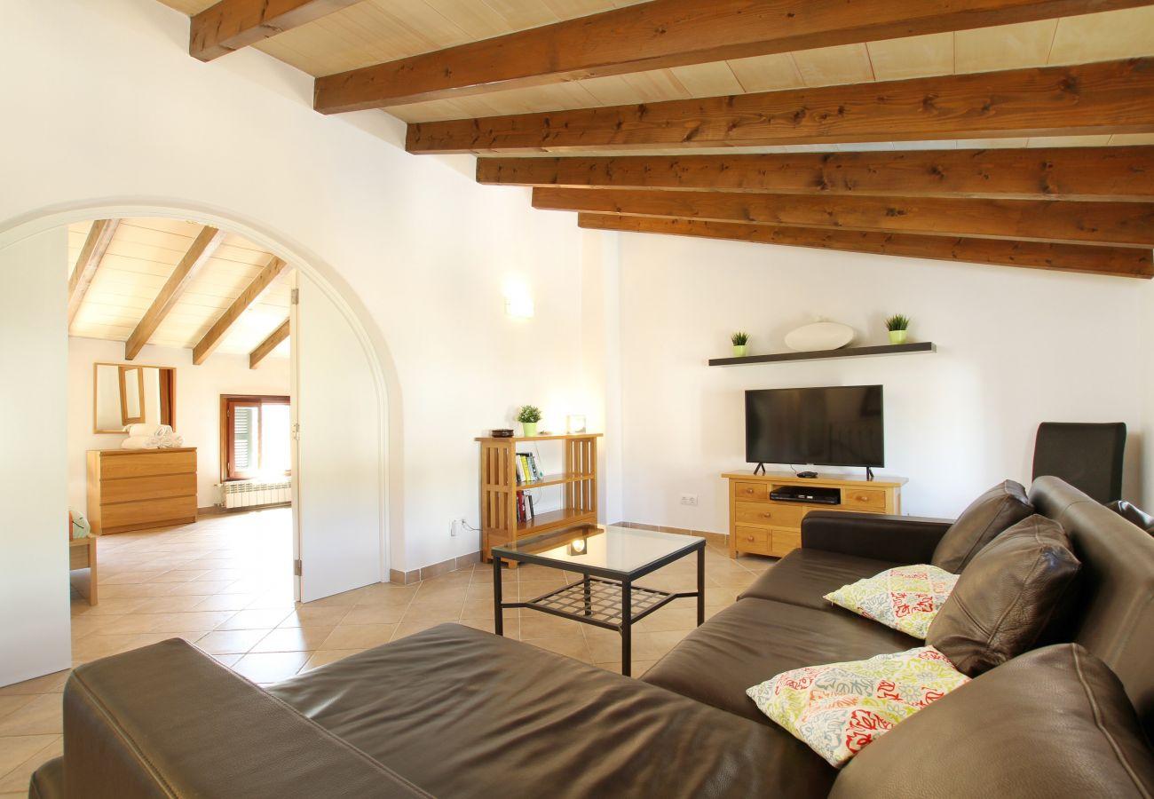 Stadthaus in Pollensa - Casa Limones
