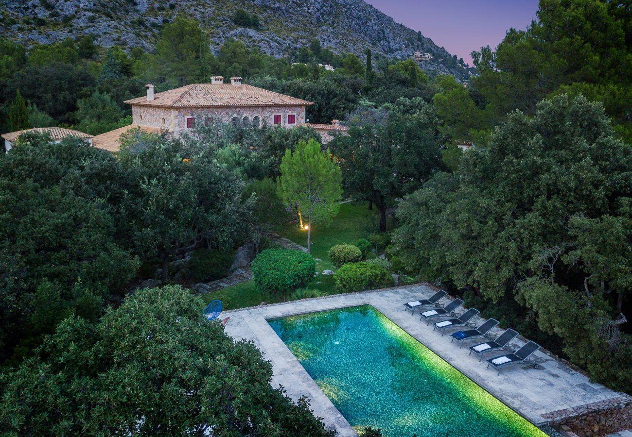 Villa in Pollensa - Ternelles Gran