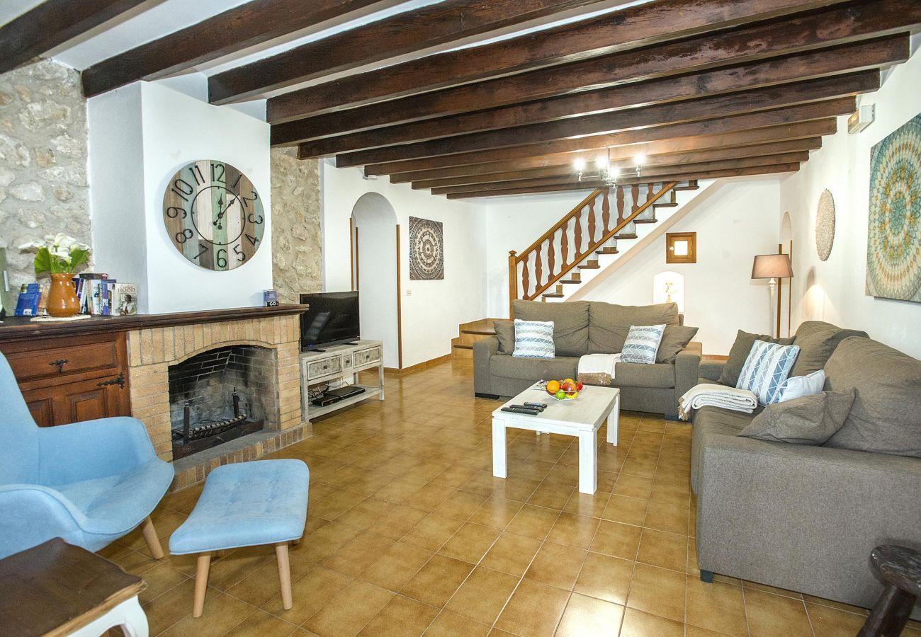 Villa in Alcudia - TABERNA