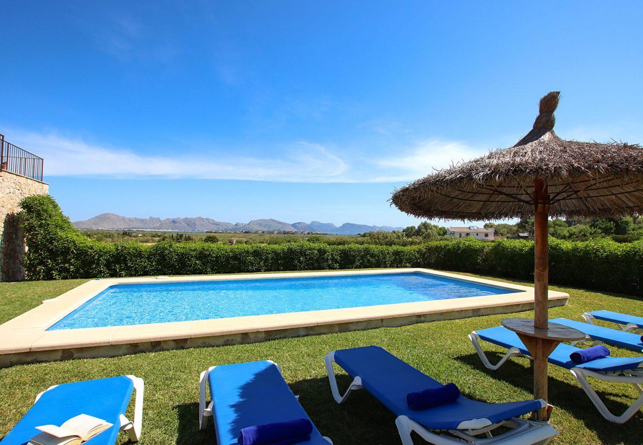Villa in Alcudia - AUBELLONS
