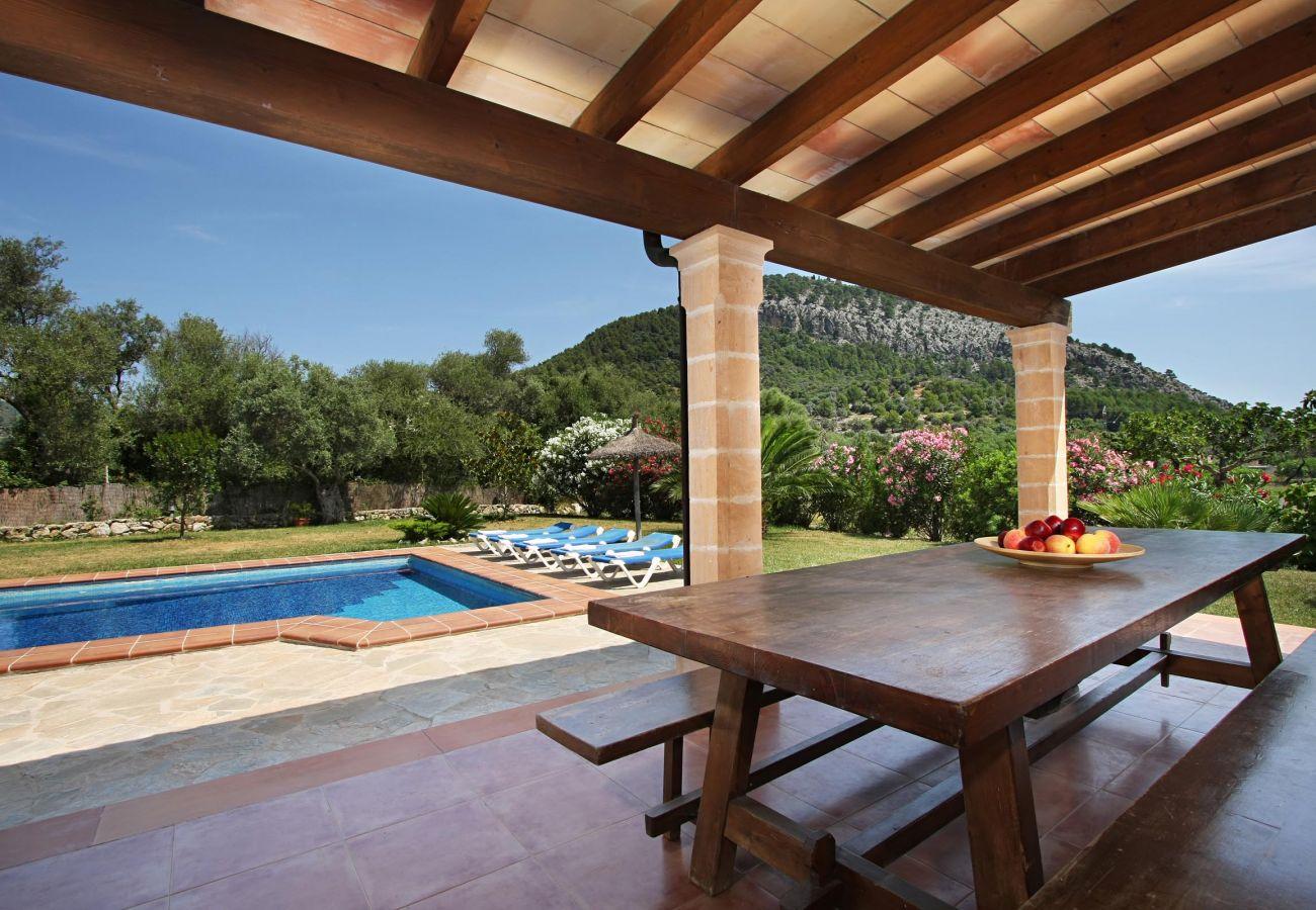 Villa in Pollensa - CARAGOLA