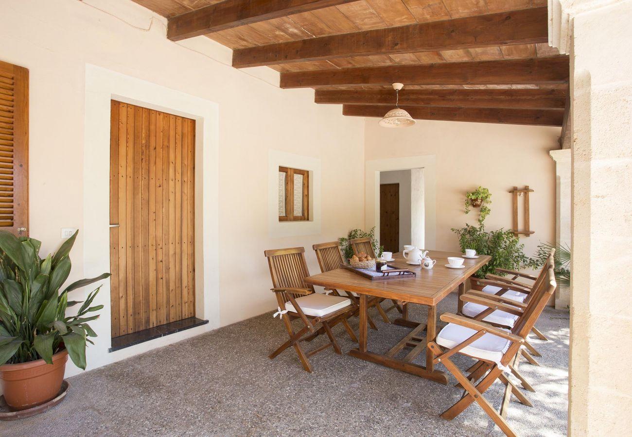Villa in Pollensa - CREUS