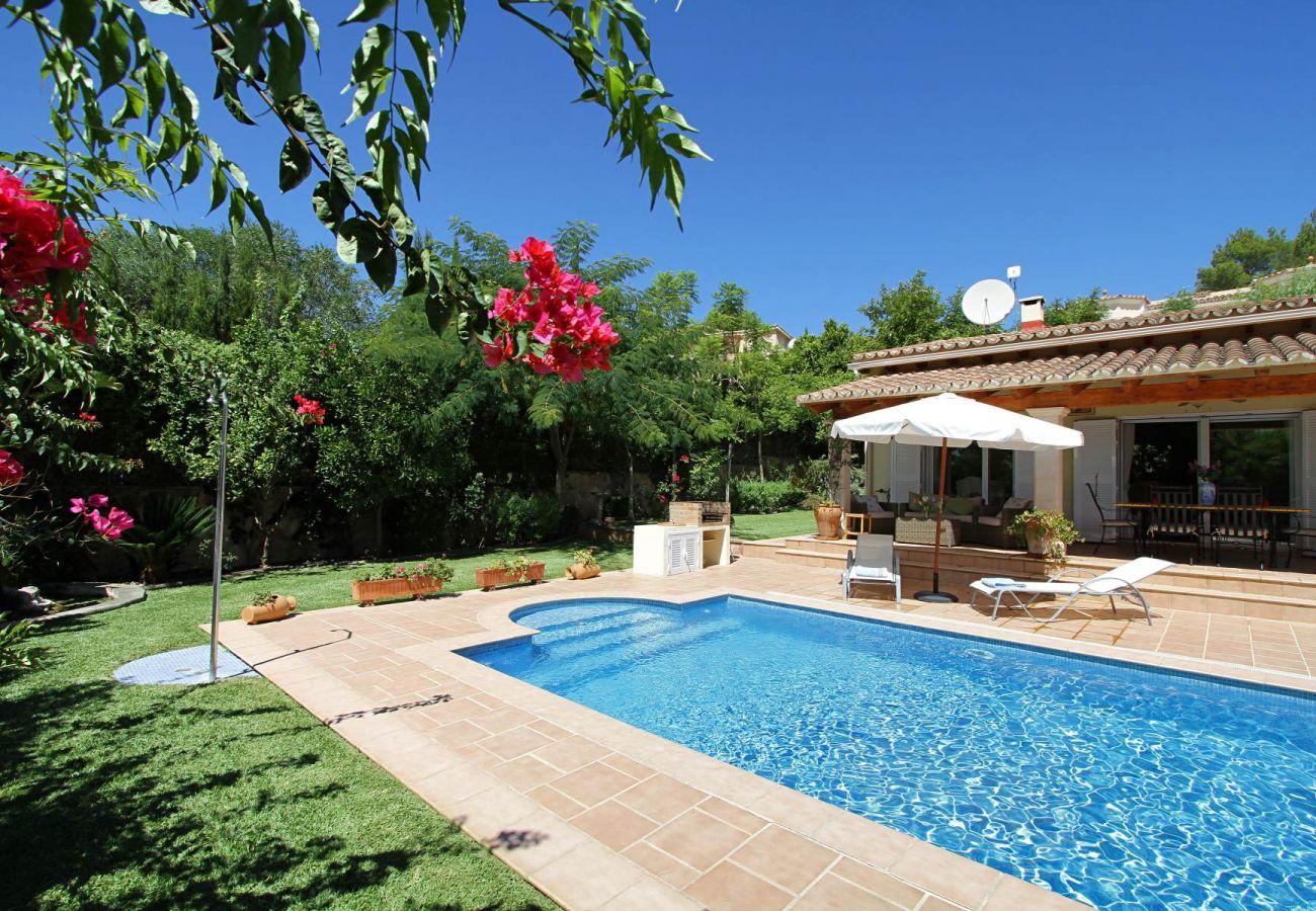 Villa in Pollensa - Villa Vitoria