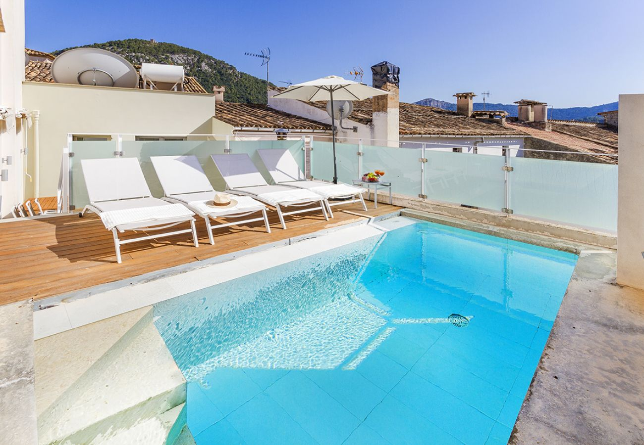 Townhouse in Pollensa - Can Aloy