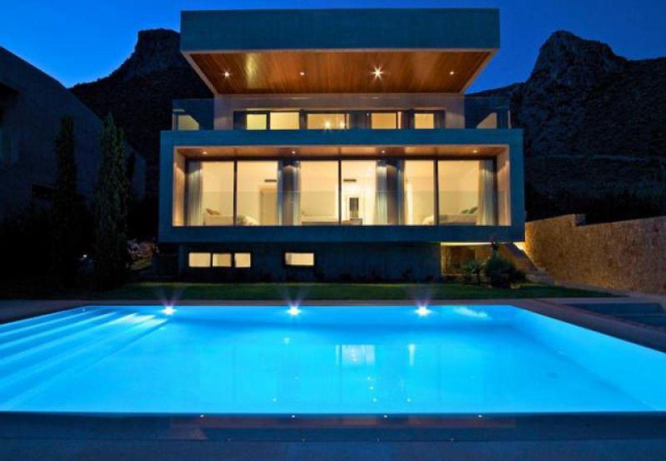 Villa in Pollensa - Villa Puerto Deluxe