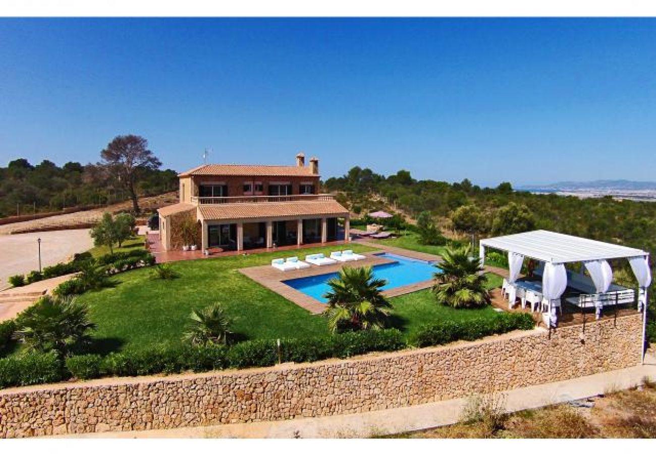 Villa in Palma  - Villa La Tierra