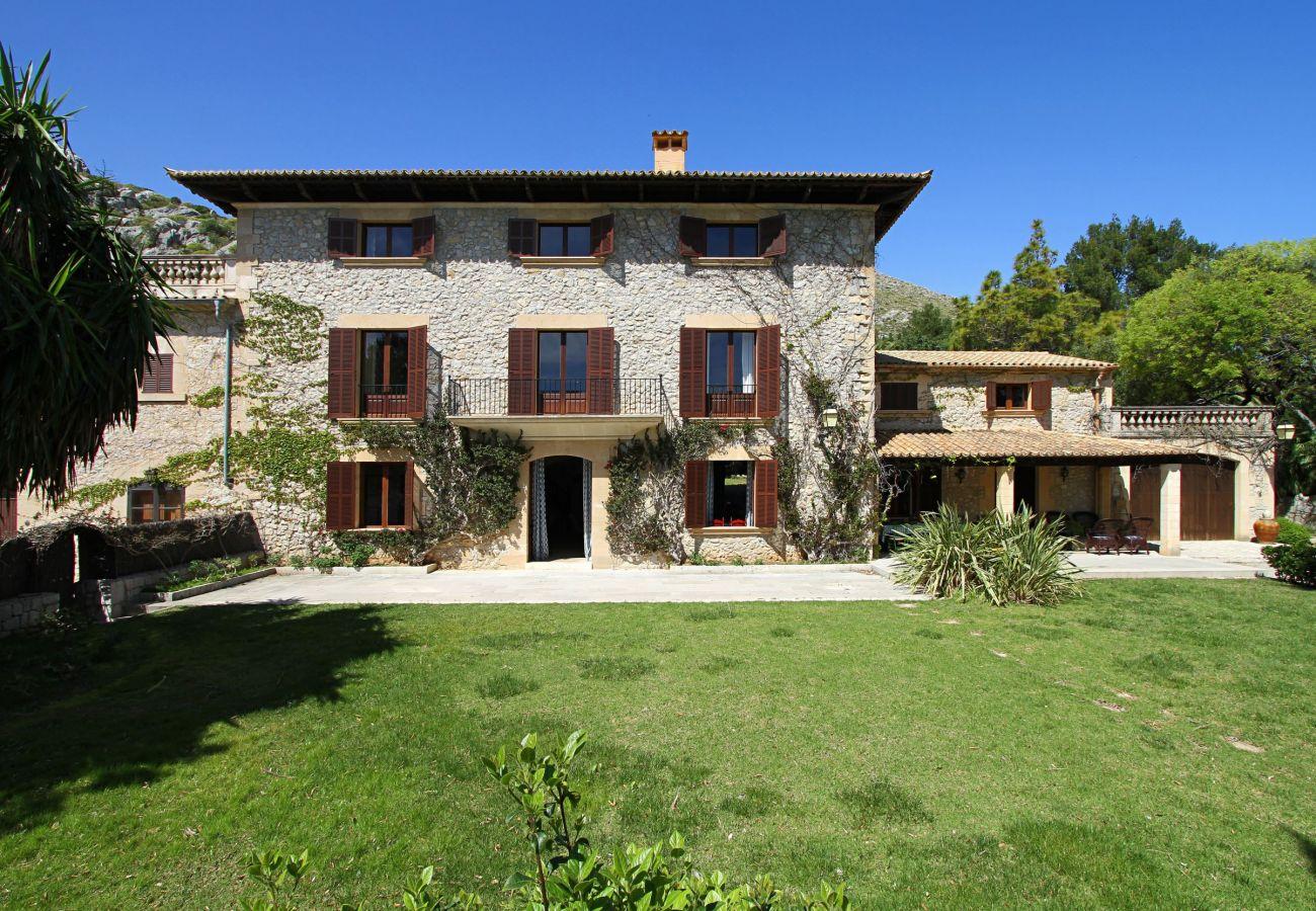 Villa in Pollensa - Mansion Gotmar