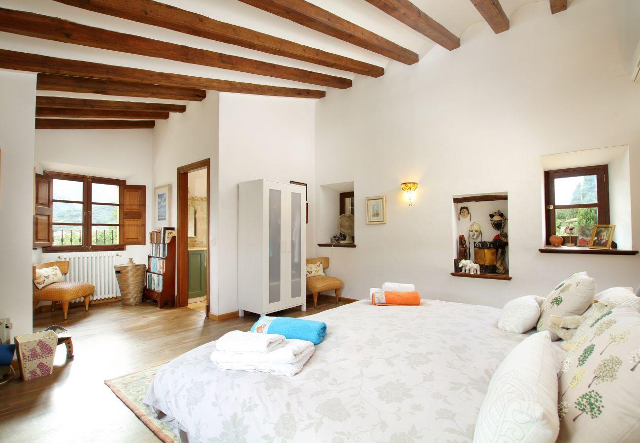 Villa in Sóller - Can Vaqueri