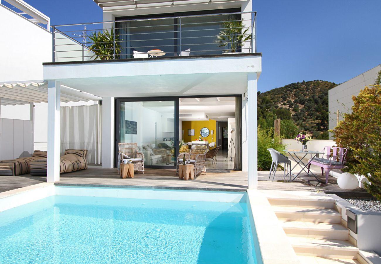 Villa in Alcudia - Designer Alcanada