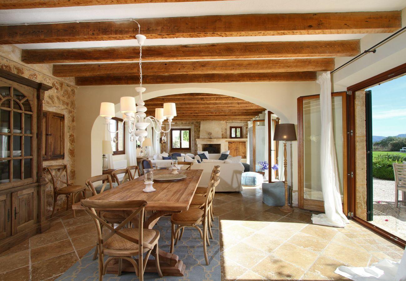 Villa in Pollensa - Finca Can Cuarassa