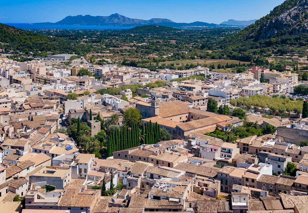 Townhouse in Pollensa - Maison Mallorca