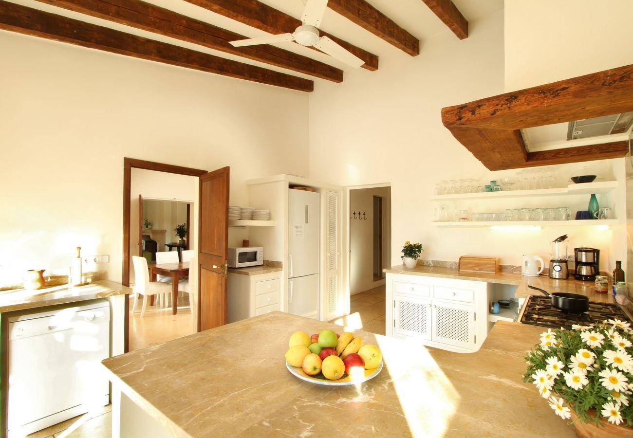 Villa in Pollensa - La Toscanita