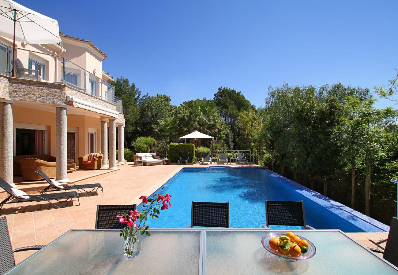Villa in Pollensa - Villa Merlin