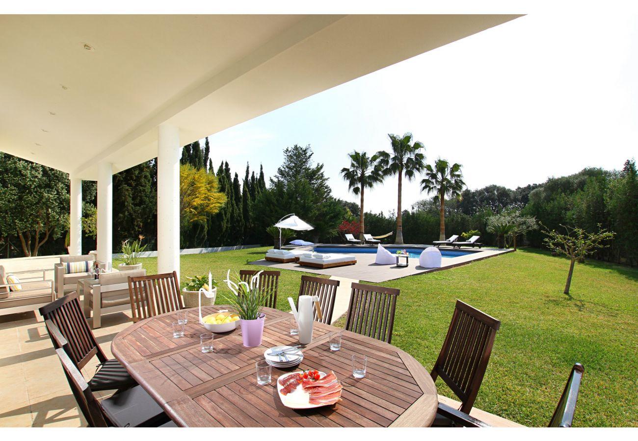 Villa in Pollensa - Modern Palmeras
