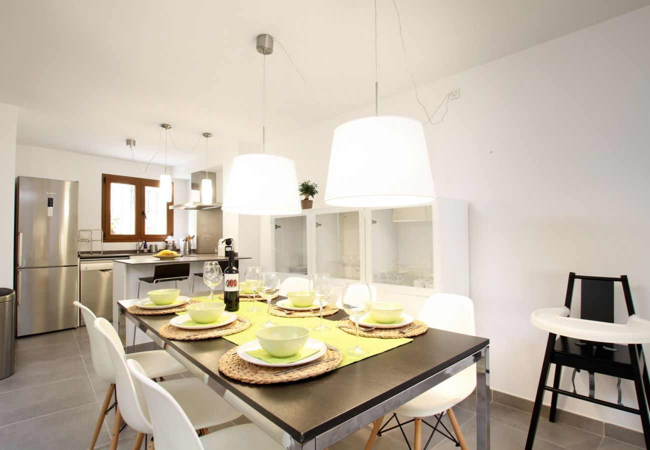 Townhouse in Pollensa - Casa Hill