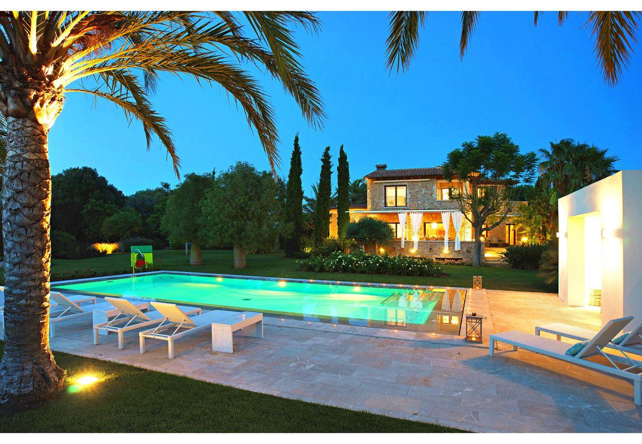 Villa in Pollensa - Finca Playa Llenaire