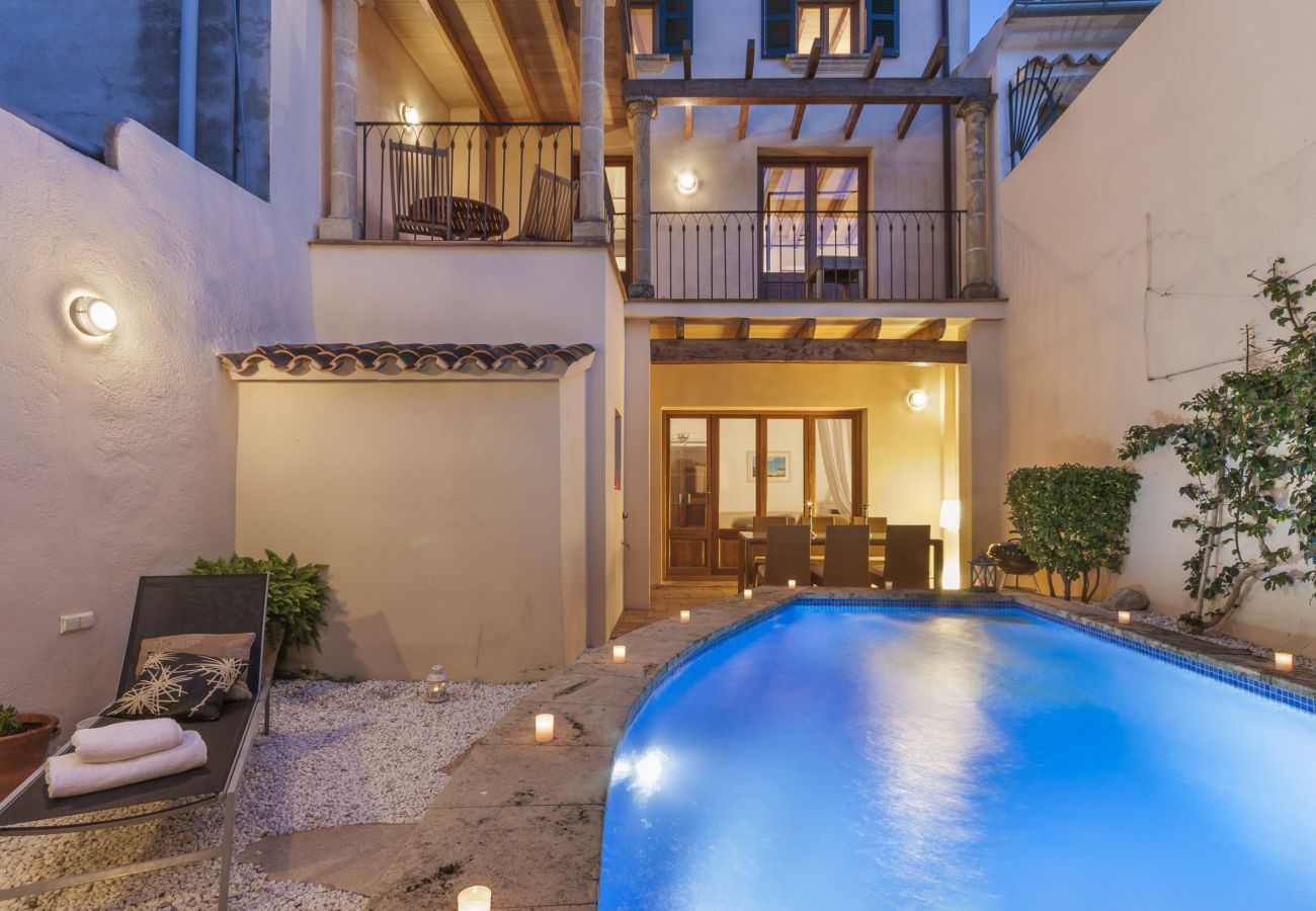 Townhouse in Pollensa - Casa Limones