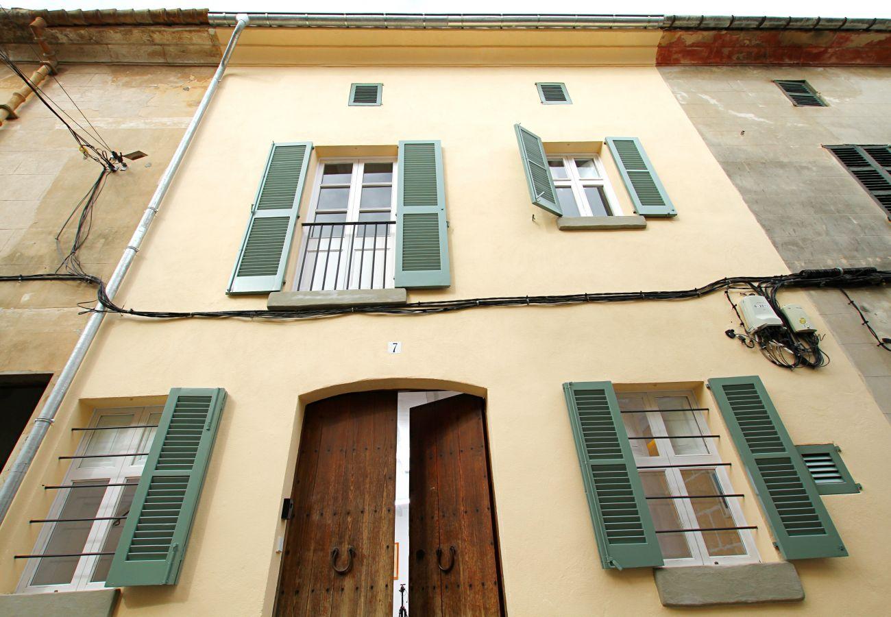 Townhouse in Pollensa - Casa Rosario