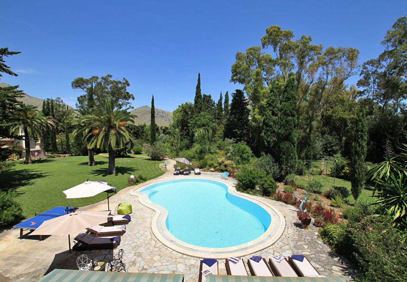 Villa in Pollensa - Can Boyet