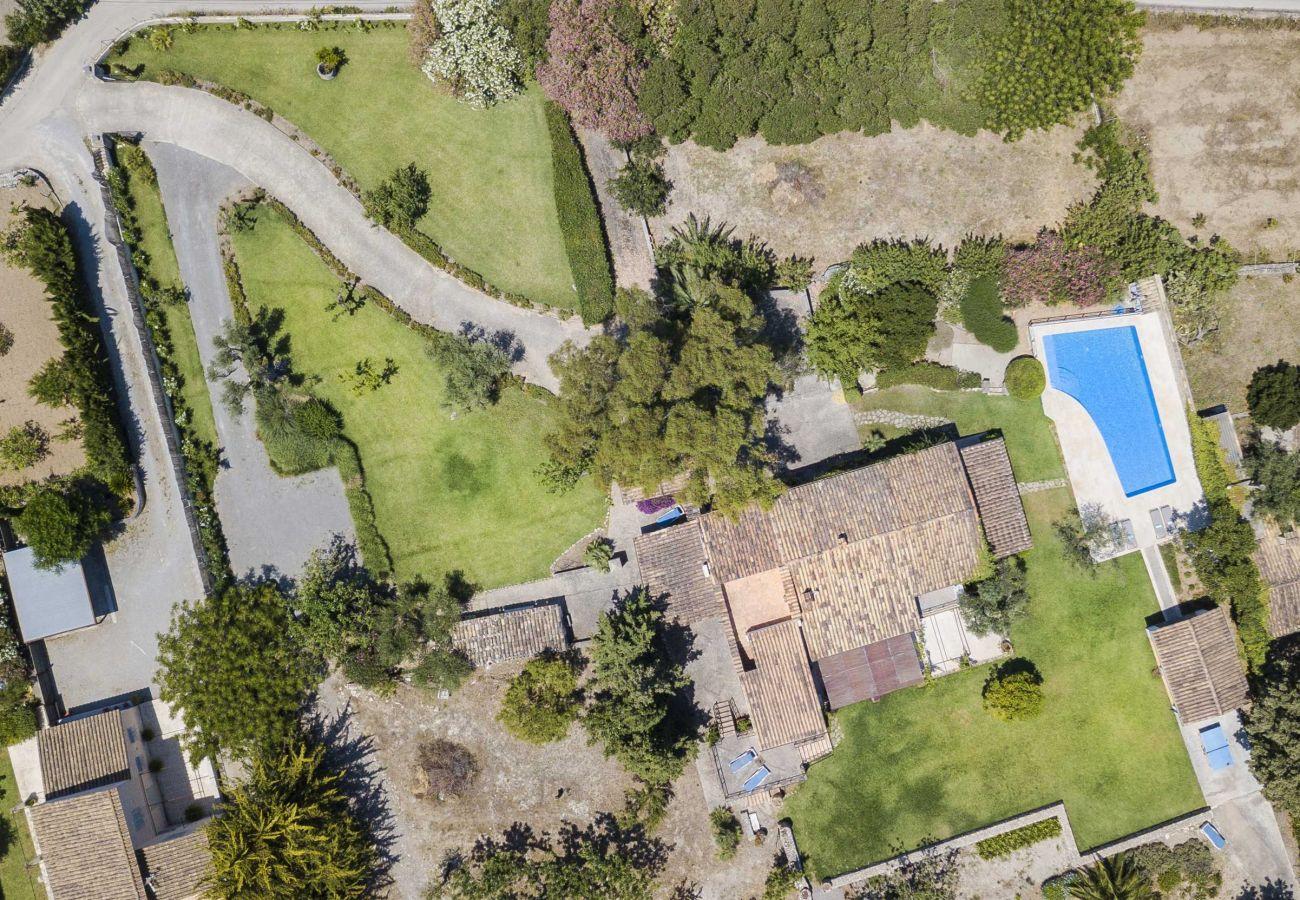 Villa in Pollensa - Finca Can Puig