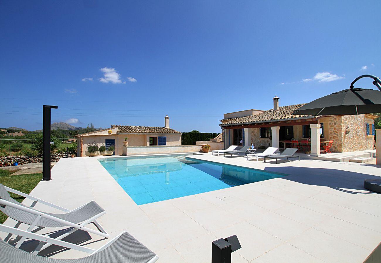Villa in Pollensa - Can Deo