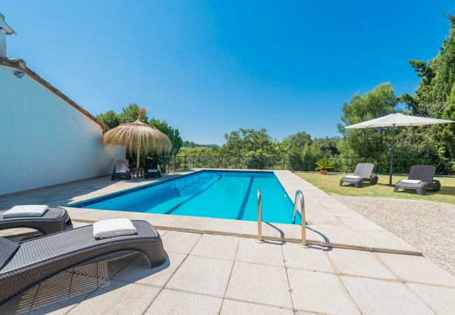 Villa/Dettached house in Pollensa - Villa Costa Mar