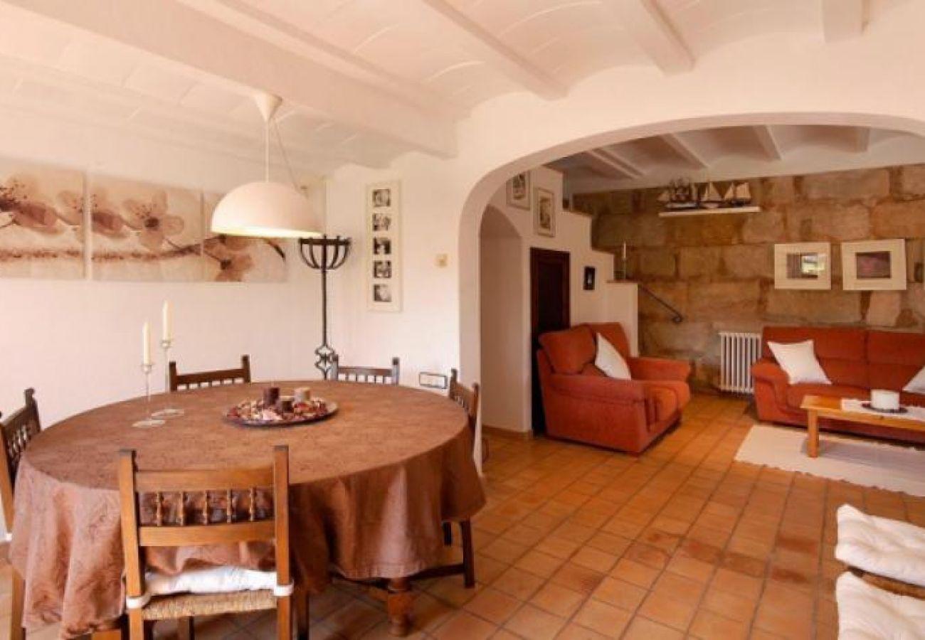Villa in Pollensa - La Vinyeta