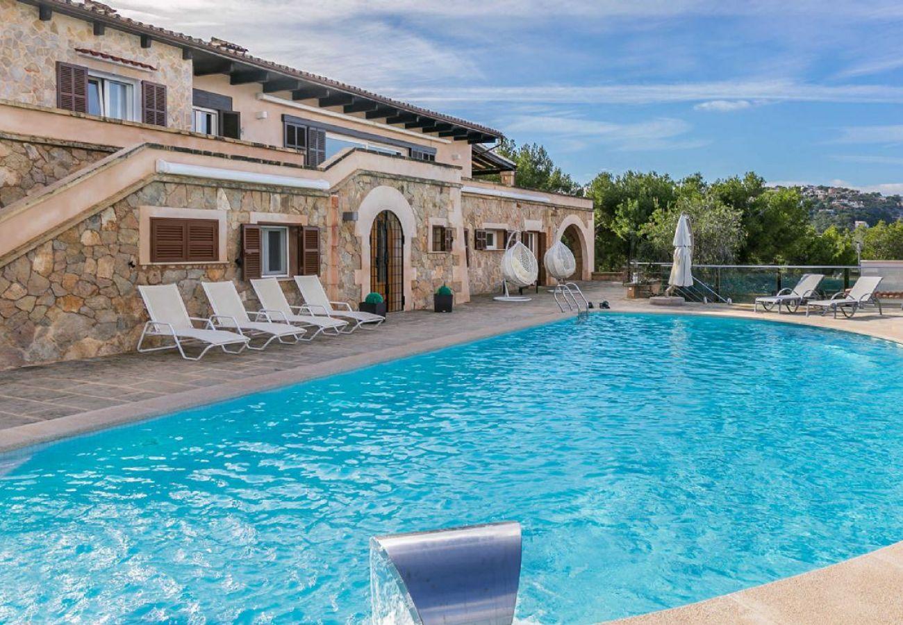 Villa in Andratx - Vista Port Andratx