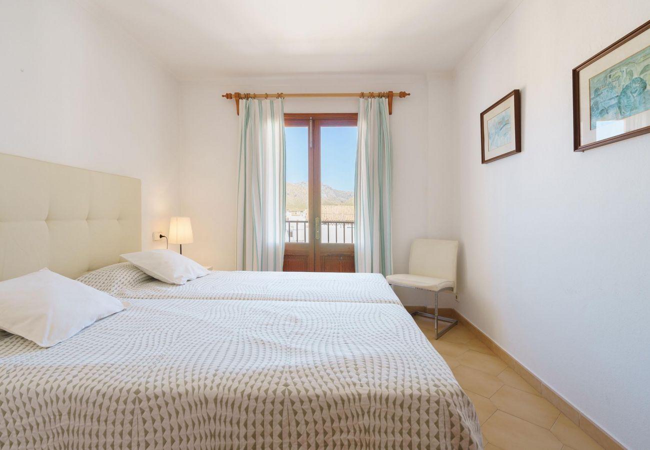 Apartment in Pollensa - Penthouse La Gola