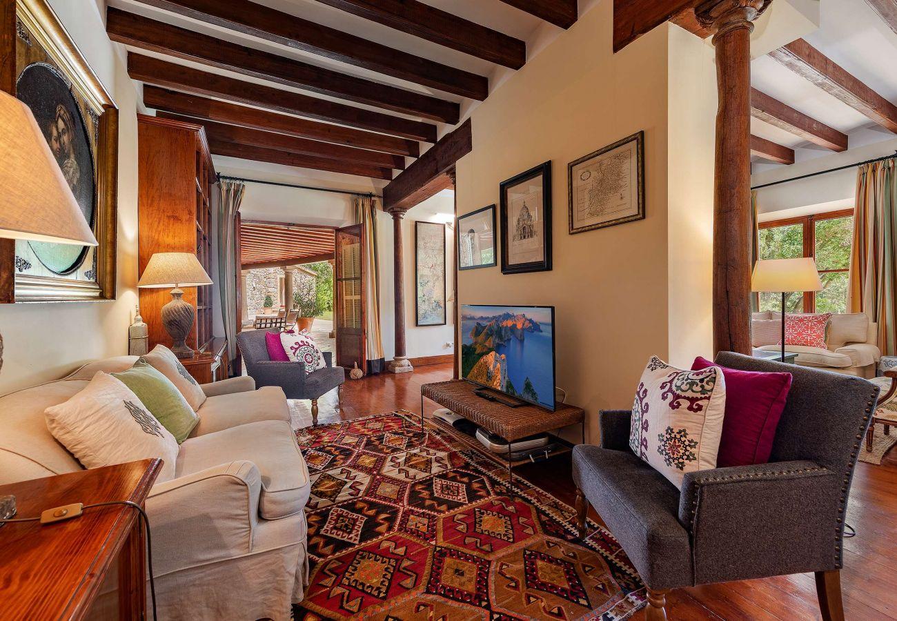 Villa in Valldemossa - Villa Matge