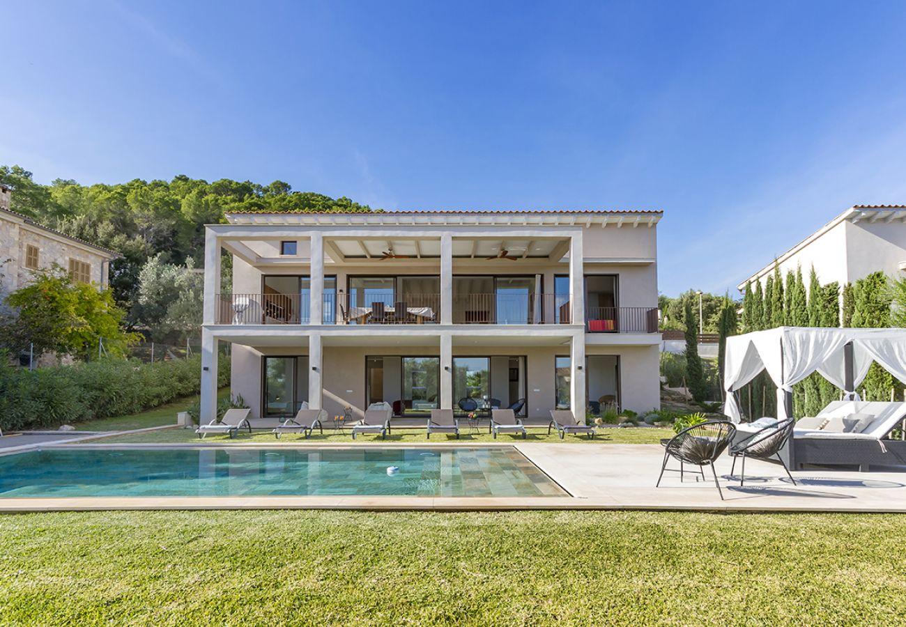 Villa in Pollensa - Villa Luga