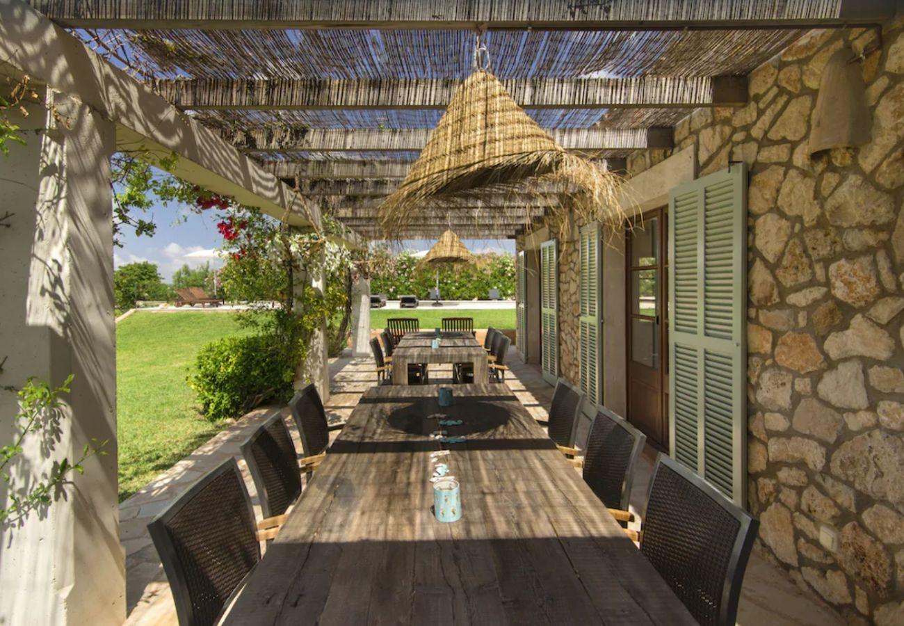 Villa in Santanyi - Finca Can Perdiu