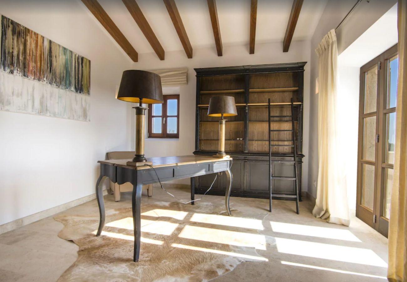 Villa in Santanyi - Finca El Sueño