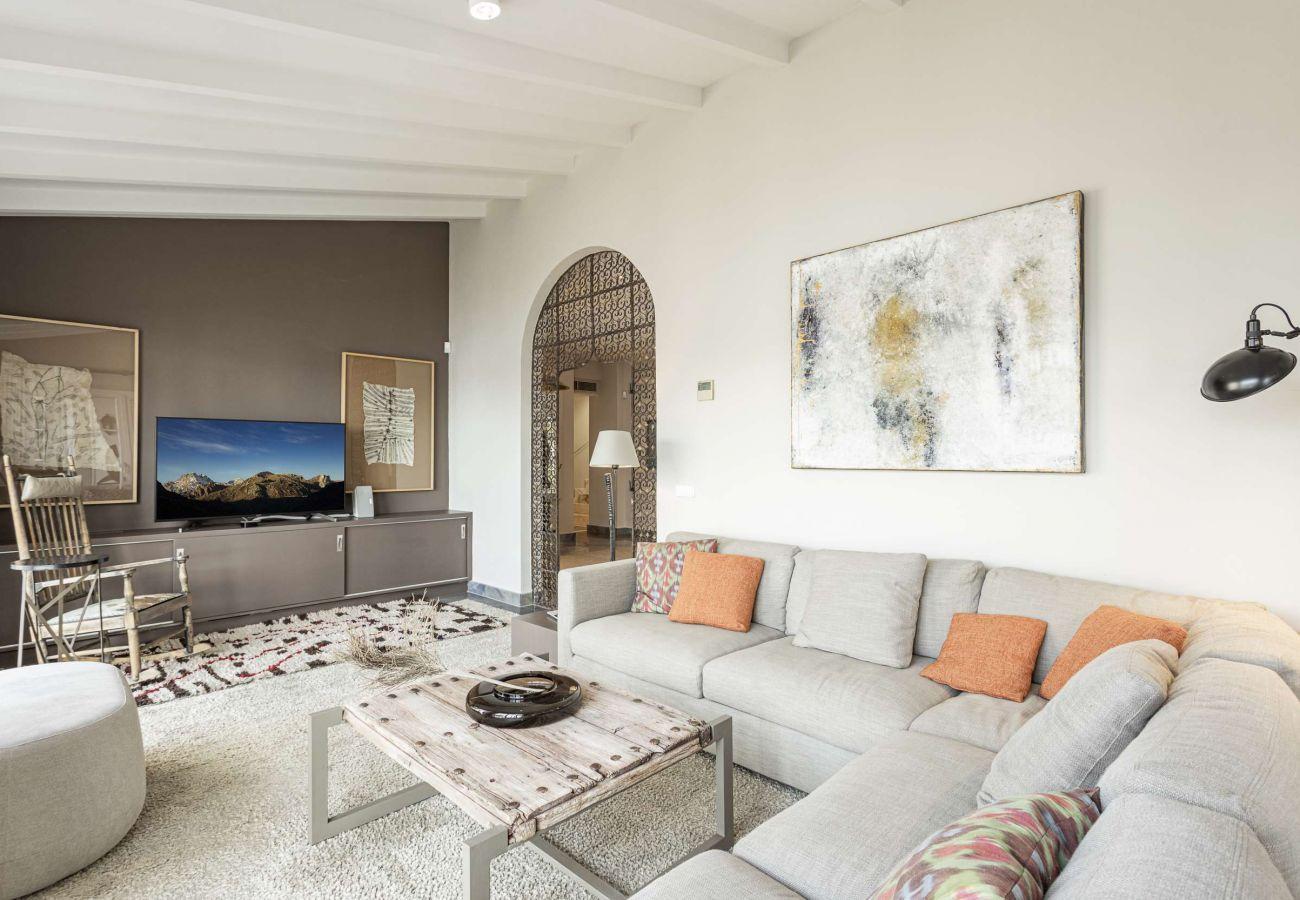 Villa in Port d' Andratx - Villa Mimosa