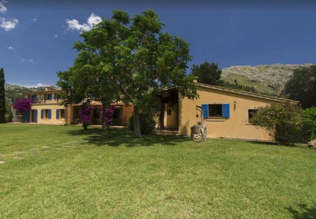 Villa/Dettached house in Pollensa - Villa Son Grua