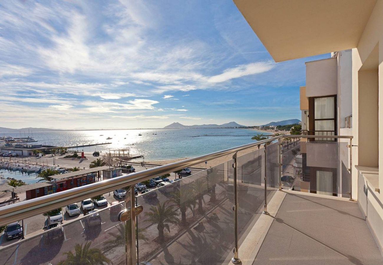 Apartment in Pollensa - Penthouse Faroles 4