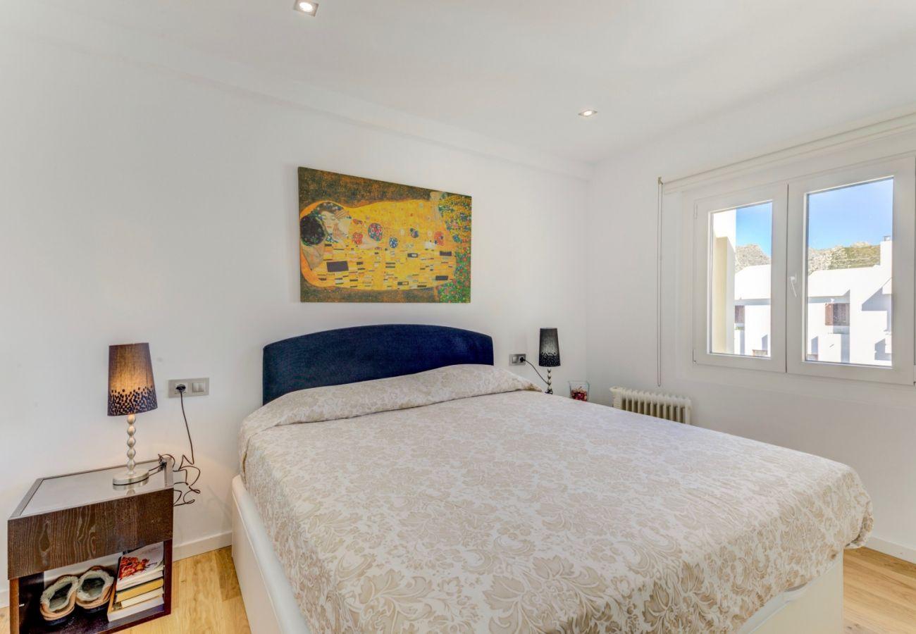 Apartment in Pollensa - Penthouse Faroles 4