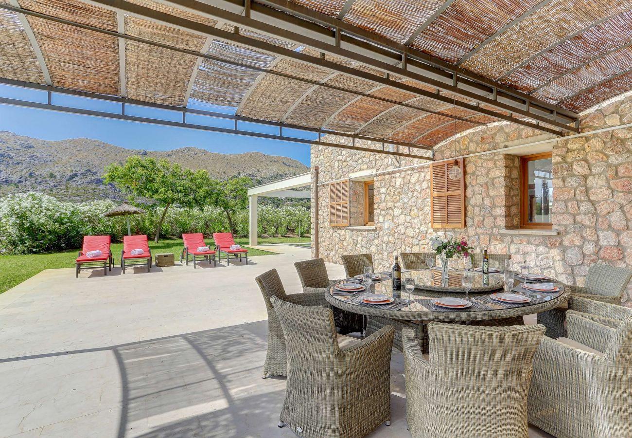 Villa in Pollensa - La Vinya