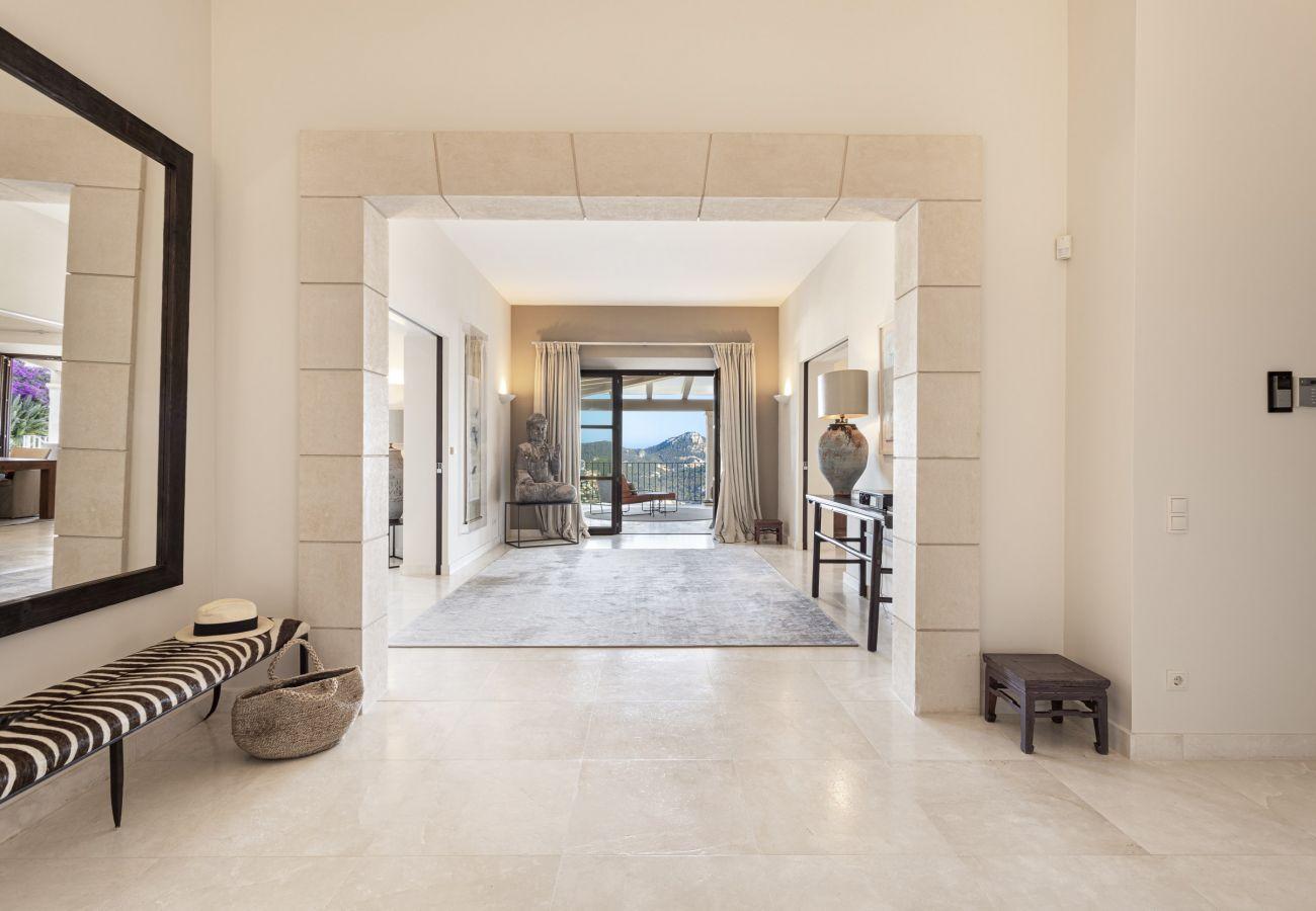 Villa in Port d' Andratx - Villa Feliz